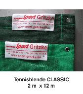 Tennisblende CLASSIC