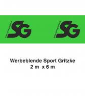 Tennisblende Sport Gritzke 2m x 6m